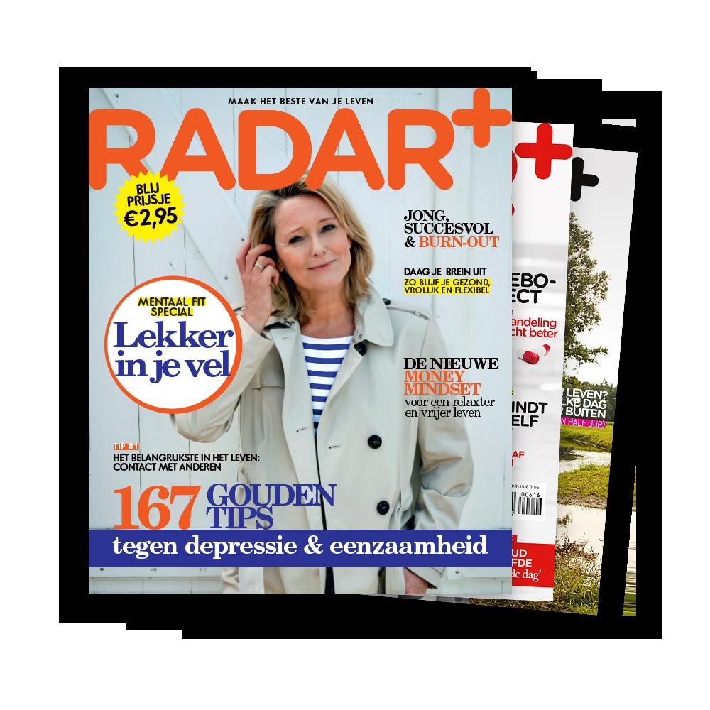 RADAR+ covers